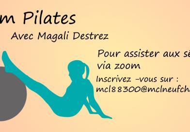 Initiation gym Pilates